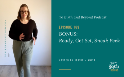 BONUS Episode 169: Ready, Get Set, Sneak Peek